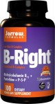 WITAMINA B COMPLEX - B-RIGHT 100 KAPSUŁEK JARROW FORMULAS - Suplement Diety