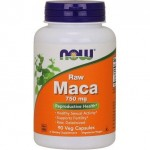 MACA 6:1 CONCENTRATE, 750MG RAW -90 KAPSUŁEK NOW FOODS - Suplement Diety