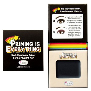 The Balm Priming is Everything Eyeshadow Primer Black (3 g)
