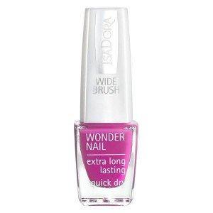 IsaDora Wonder Nail Wide Brush (6 ml), #192 Power Pink