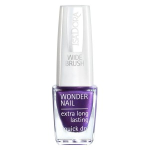 IsaDora Wonder Nail Wide Brush (6 ml) #568 Violet Vain