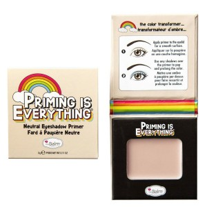 The Balm Priming is Everything Eyeshadow Primer Neutral (3 g)