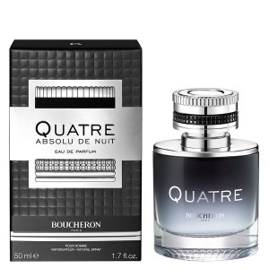 Boucheron Quatre Absolu De Nuit For Him Woda Toaletowa (50 ml)