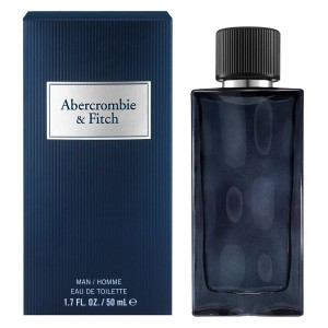 Abercrombie & Fitch Blue Men Eau De Toilette (50 ml)