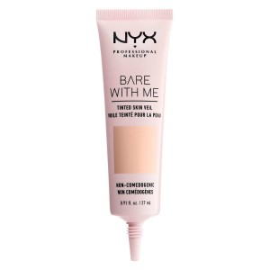 NYX Professional Makeup Bare With Me Tinted Skin Veil (27 ml), Pale Light
