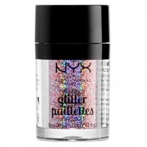 NYX Professional Makeup Metallic Glitter, Beauty Beam