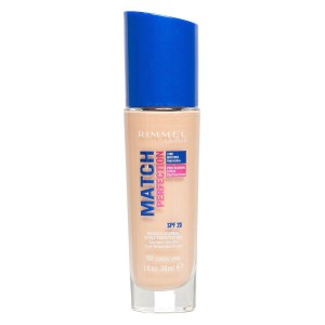 Rimmel Match Perfection Foundation, Classic Ivory (30 ml)