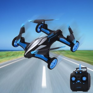 Dron Quadcopter - LED - Videocamera