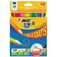 Kredki Bic Kids Evolution 14+4 szt.