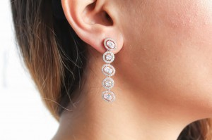 Andaja Long Earrings