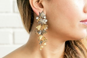 Ramayana Jungle Earrings