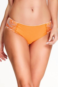 Figi damskie Lime - Orange