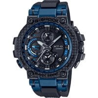 Casio G-SHOCK Exclusive Metal Twisted G Carbon Bezel Bluetooth Sync Radio Solar Limited
