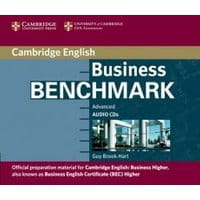Business Benchmark Advanced Audio 3CD