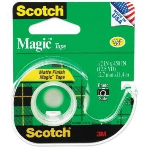 3M TAŚMA MAGIC SCOTCH 12,7/11,4